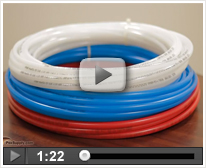 AquaPEX Tubing from Uponor